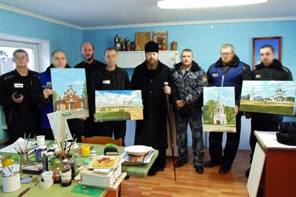 В учреждениях УФСИН России по Тверской области проходят духовные беседы с осужденными и службы в храмах