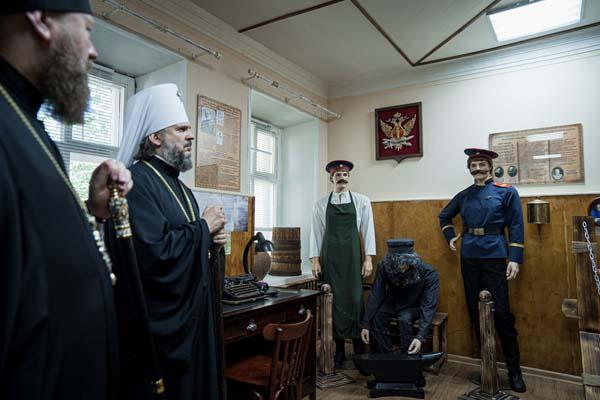 Митрополит Тверской и Кашинский Амвросий посетил ИК-6 УФСИН России по Тверской области