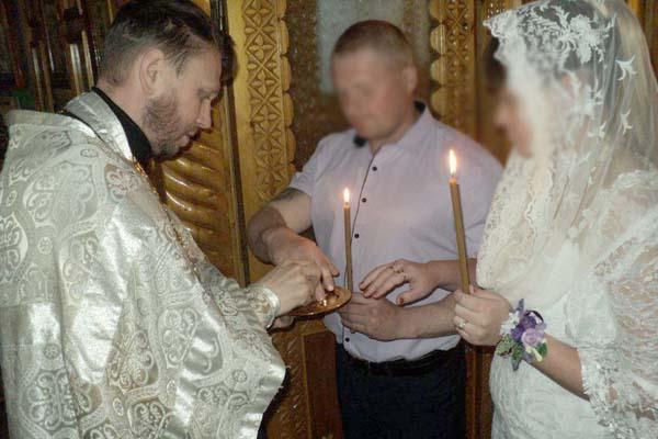 В ИК-9 УФСИН России по Тверской области состоялось венчание